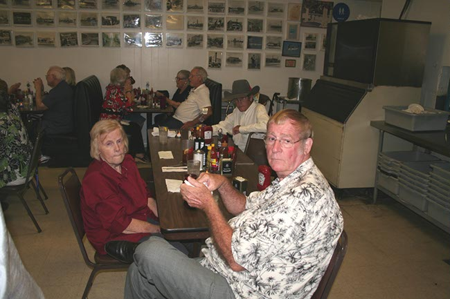 Mary and Don Derryberry