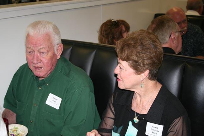 Rodney Swan and Nancy Hankins Swan