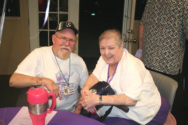 Ryan Smith and Glenna Fawver Smith