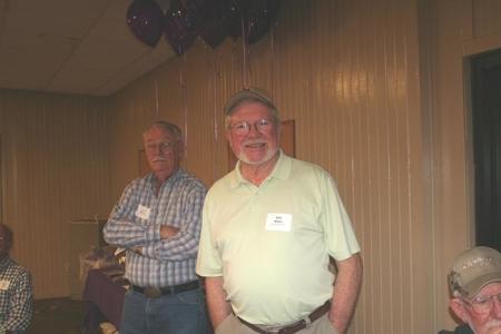 Tom Hefner and Bob White
