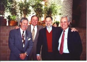 Arthur Baird, Charlie Hillard, Morton Meyerson, Bill Frost