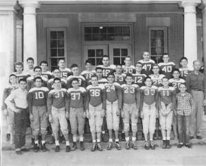 Daggett Footbal 1952