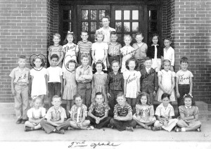 South Fort Worth Elementary 2nd Grade 1944-45