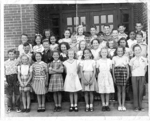 South Fort Worth Elementary 4th Grade 1948-49