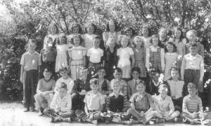 1946 - '47 3rd Grade Class of Mrs. Ada Cooke