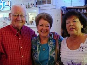 Rodney Swan, Nancy Hankins Swan, Freddie Garrison McNeel
