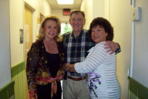 Wanda Cunningham Walker, Bert Rakoover, Freddie Garrison McNeel