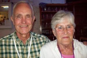 Bill Frost, Carolyn Hardgrove Summers