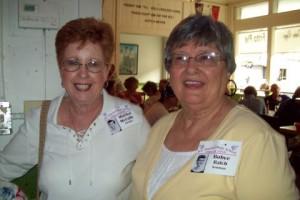 Marilyn McCulley Gordon, Bobye Balch Newman