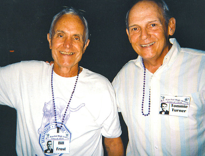 Bill Frost and Tommy Turner