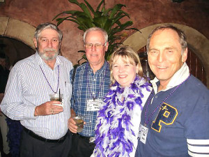 Phillip Harrison, Roger Teig, Dare Harrison, Bob Ahola