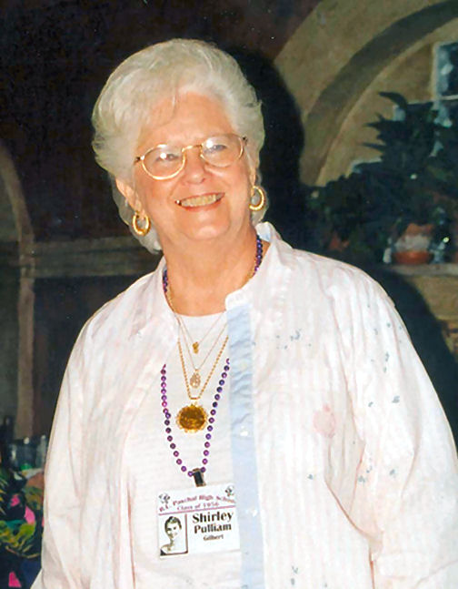 Shirley Pulliam Gilbert