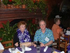 Marcia Klodginsky Linton and Richard Linton