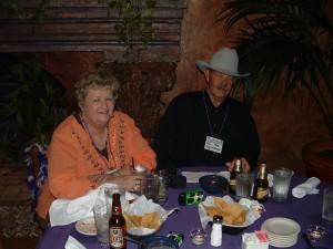 Fay and Bob Hobson
