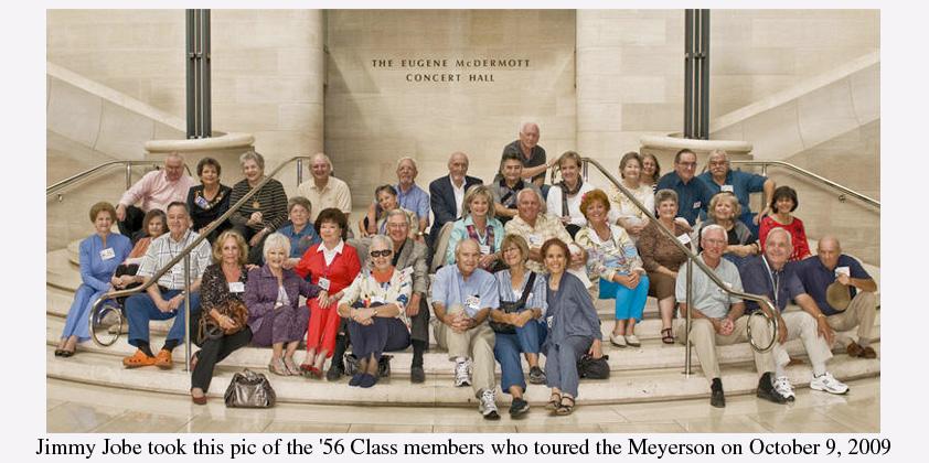 Meyerson Tour 2009