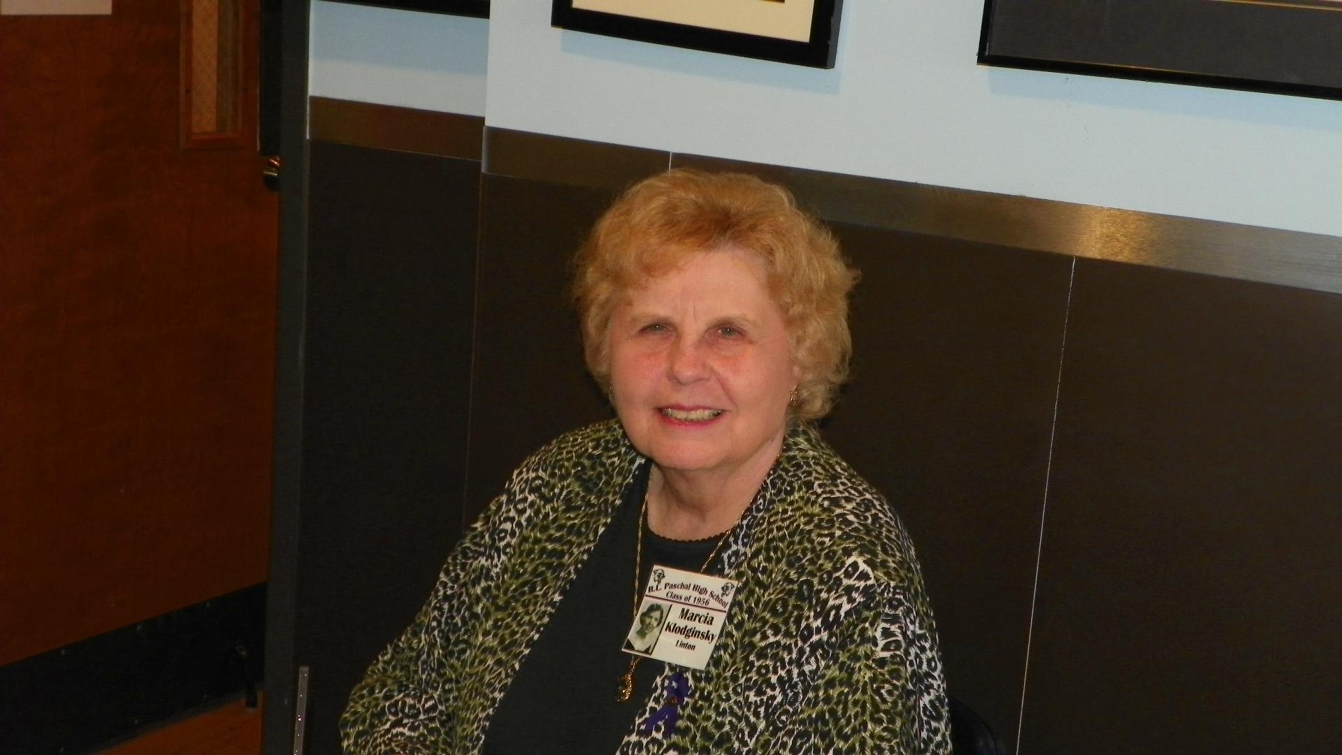 Marcia Klodginsky Linton