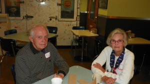 Gary Haltom and Amelia Kerby Haltom