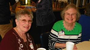 Lucille Joyce Schaefer and Laurie Heilman MacGregor