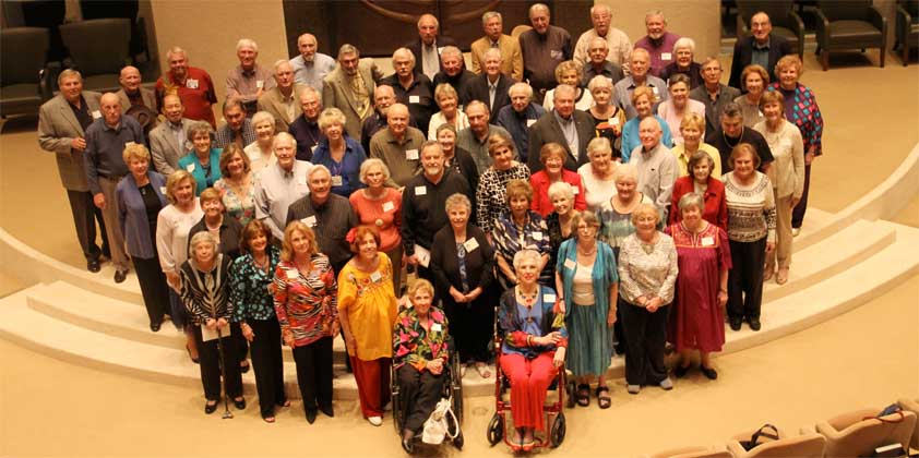 2016 Class of  56 Reunion Picture
