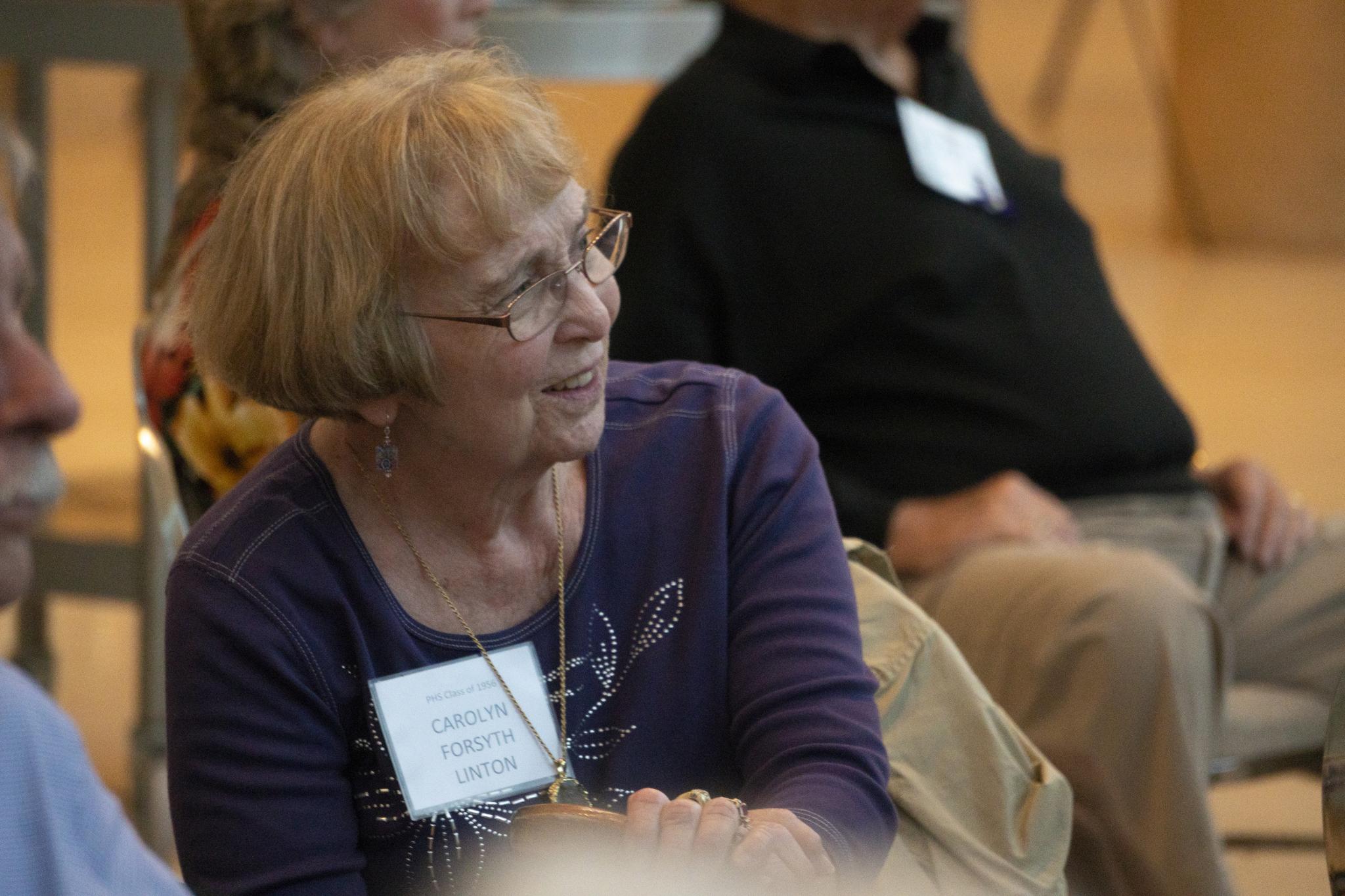 Carolyn Forsyth Linton