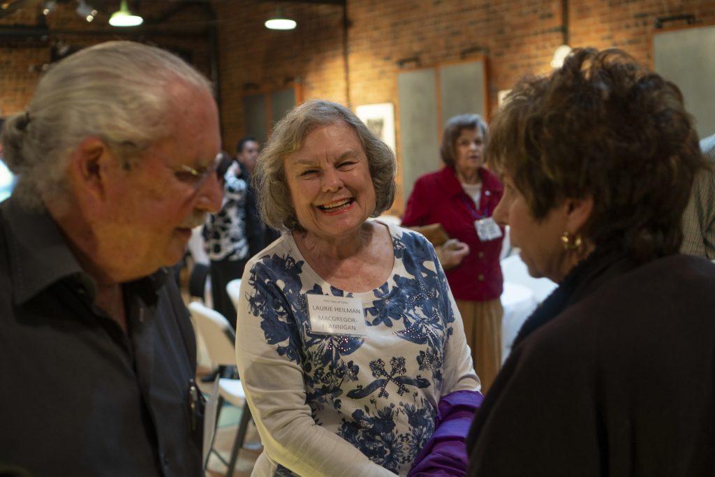 Arthur Baird, Laurie Heilman MacGregor-Flannigan, Janet Gough McMurray