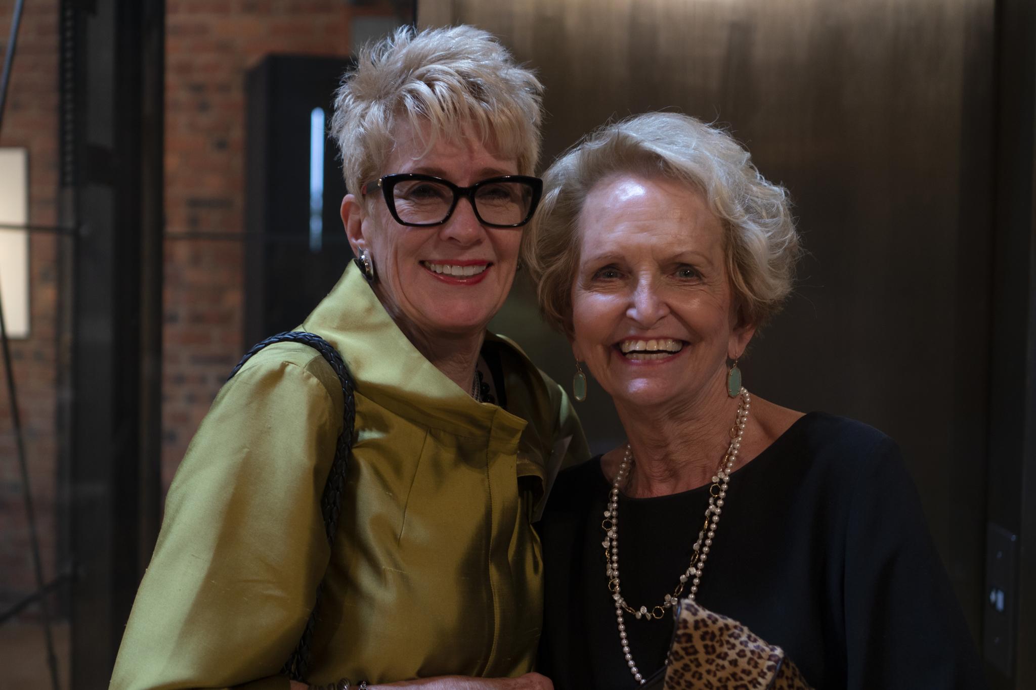 Penny Schuchat and Sandra Johnson Hawley