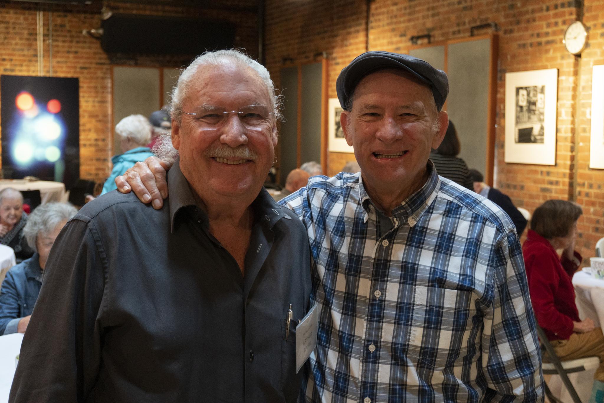 Arthur Baird and Don Delp