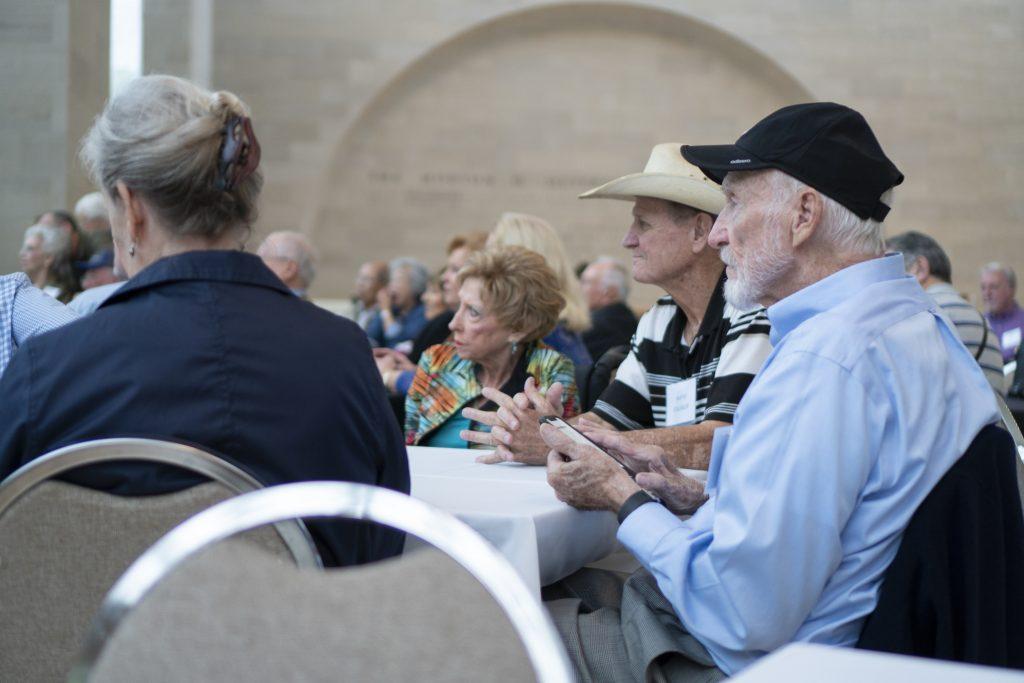 Judy Harris Staser, Wayne Esslinger, Jerry Dobbs