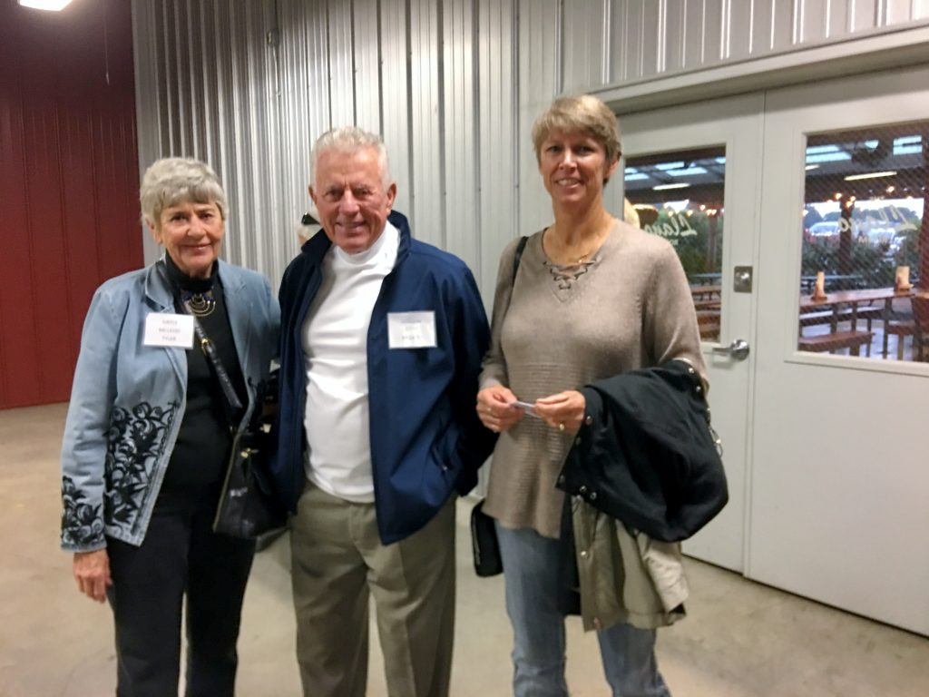 Gail McLeod Tyler, Gary and Julie McLeod
