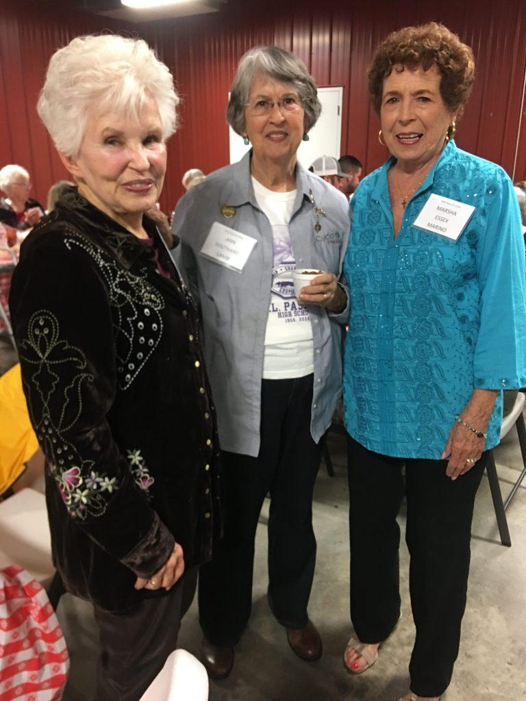 Judy Goold Shotwell, Ann Southard Lamb, Marsha Essex Marino