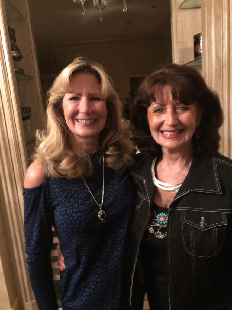 Terri Baird Smalley and Beverly Burmeister Hanson